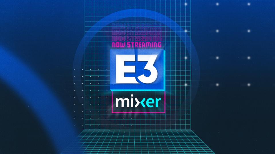 Mixer E3 2018